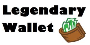 Legendary Wallet Logo