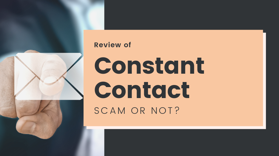 is Constant Contact a scam