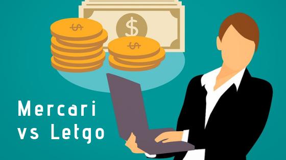 Mercari vs Letgo