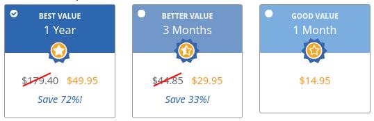 FlexJobs Membership Prices