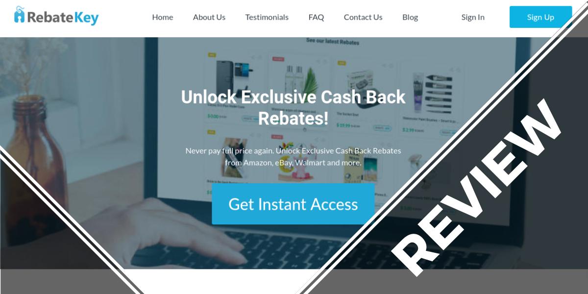 Rebate Key Review
