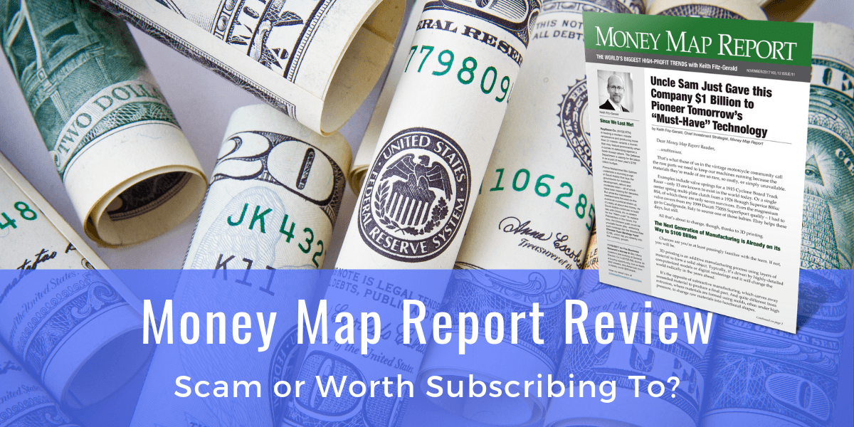 Is Money Map Report a Scam