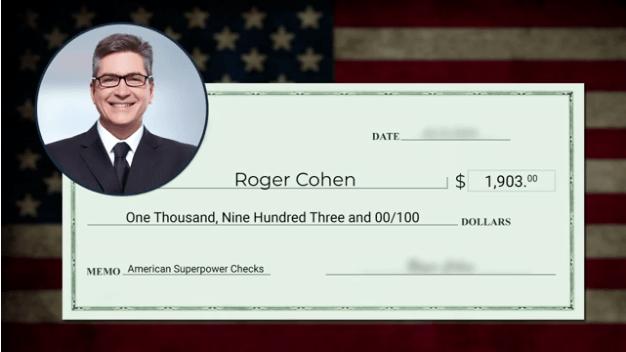 American Superpower Checks