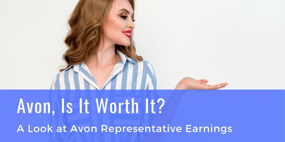 How Much Do Avon Representatives Make