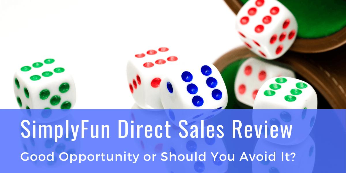 SimplyFun Direct Sales