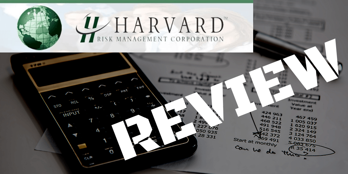 Harvard Risk Management Corporation Scam