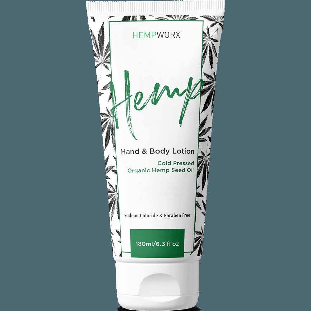 HempWorx Hemp Hand & Body Lotion