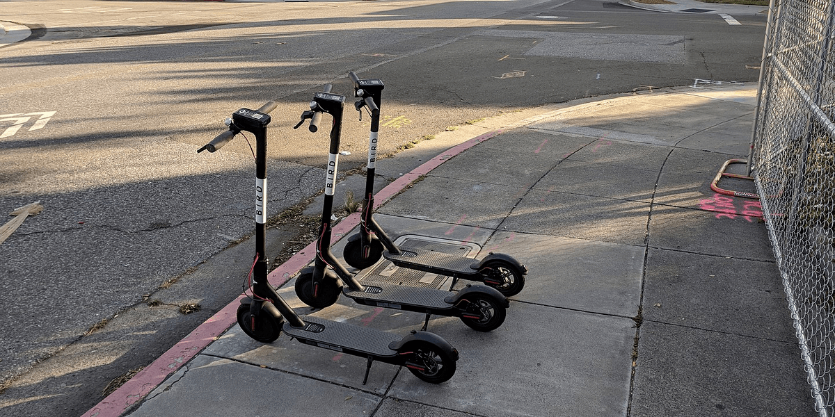 Make Money Charging Bird Scooters