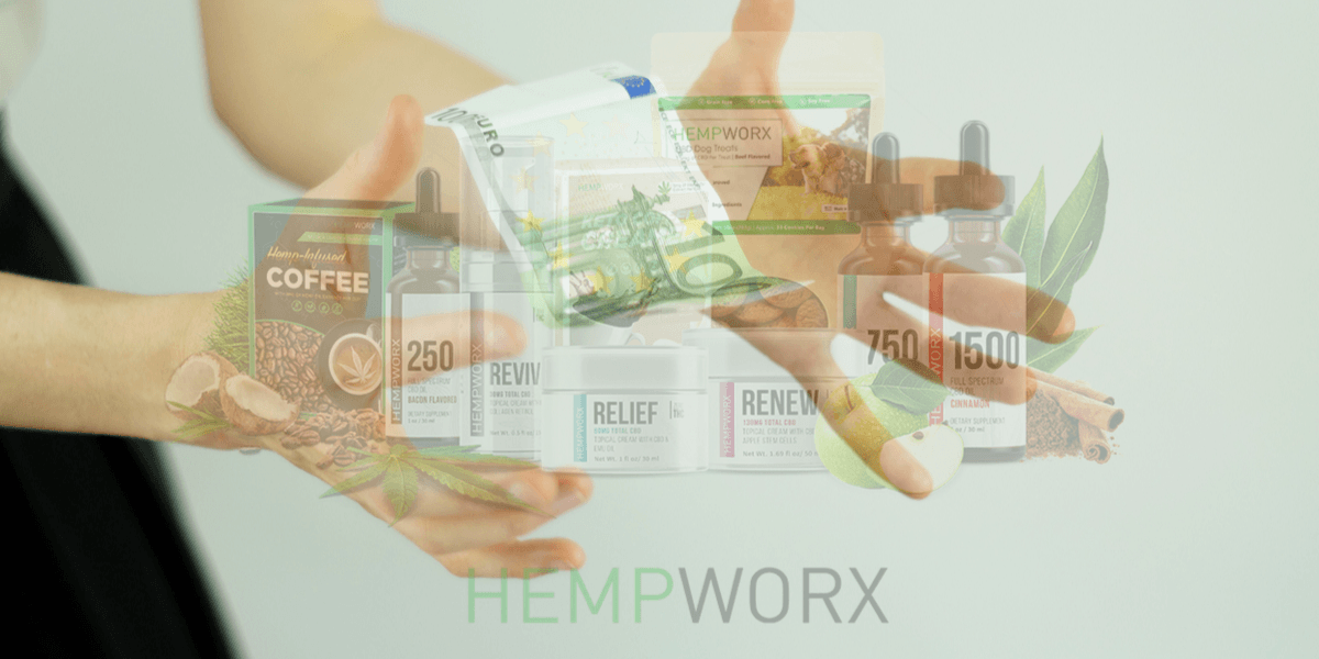 Make More Money With HempWorx