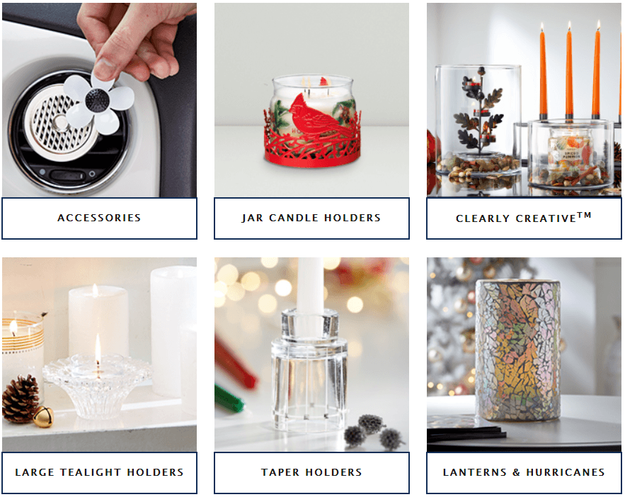 PartyLite Home Styling