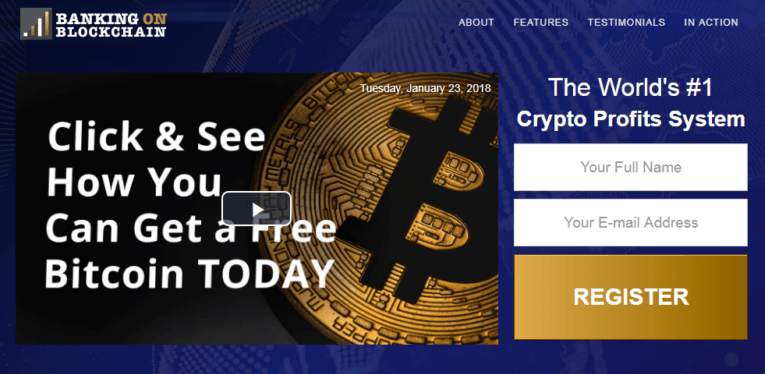 Banking-On-Blockchain