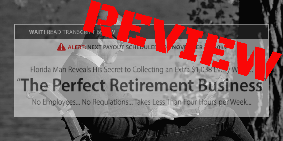 the perfect retirement business review