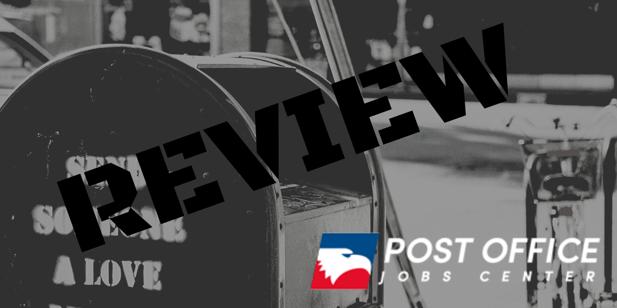 Post Office Jobs Center Review