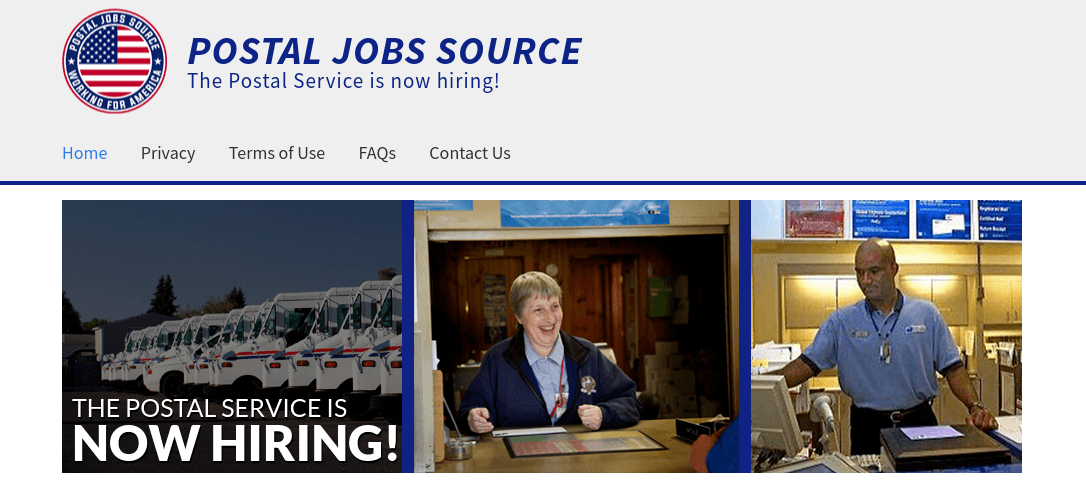 Postal Jobs Source