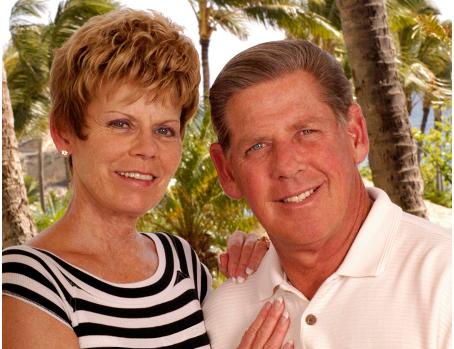 Ron & Georgia Lee Puryear