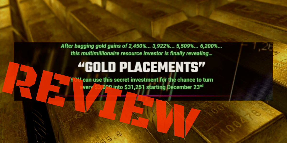 What are Gold Placements