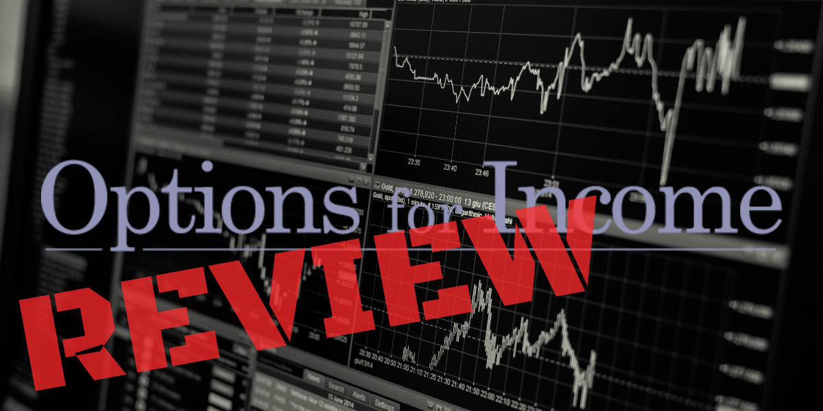 Jim Fink Options for Income Review
