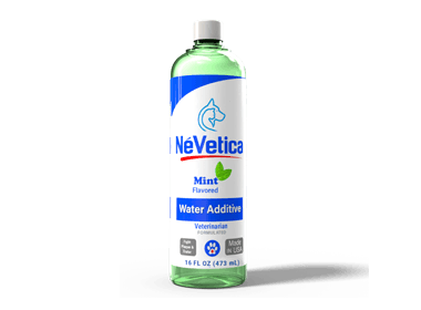 NeVetica Water Additive Mouthwash