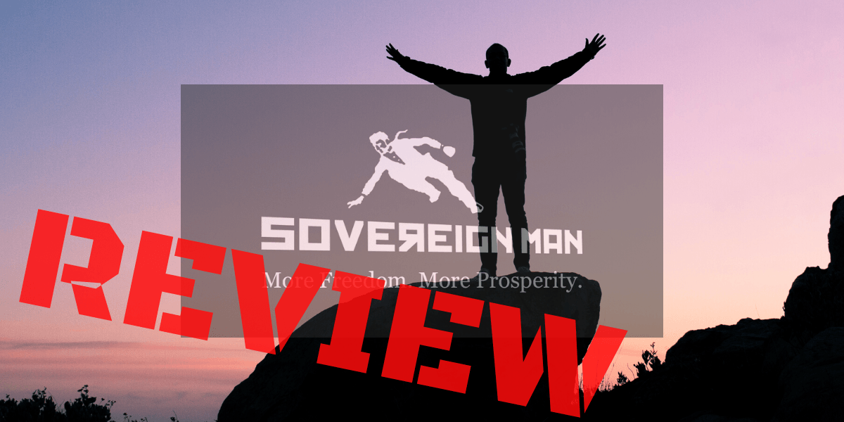 Sovereign Man Review