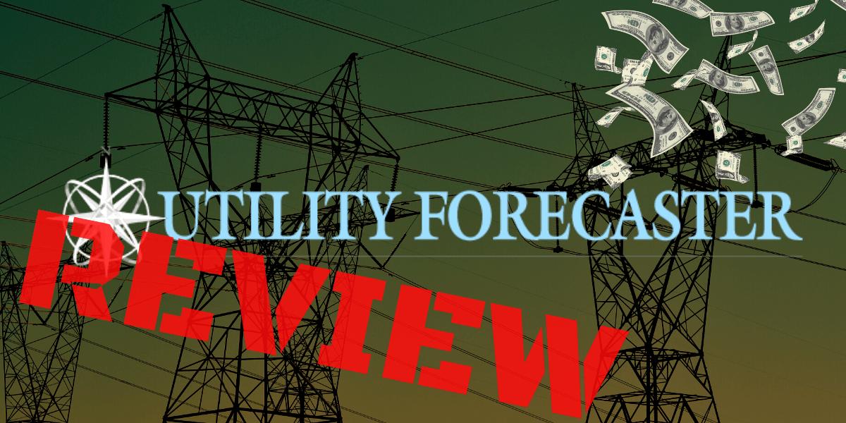 Utility Forecaster Review