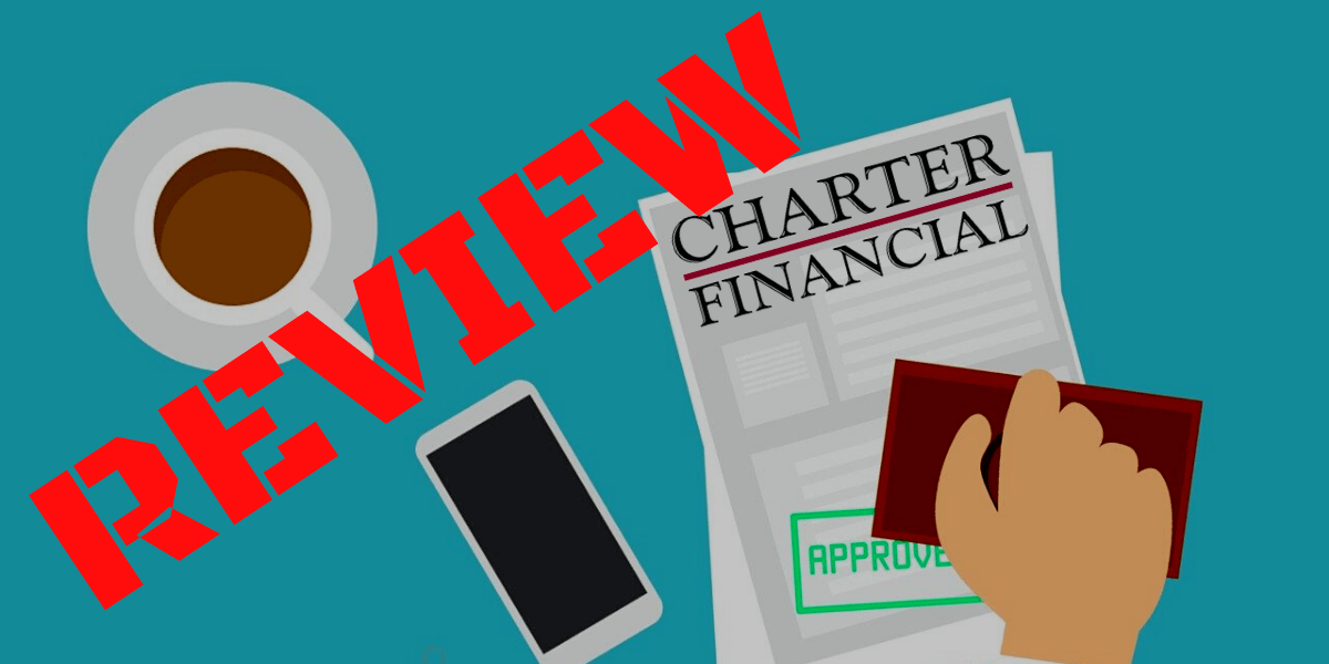 Charter Financial Note Brokering Opportunity