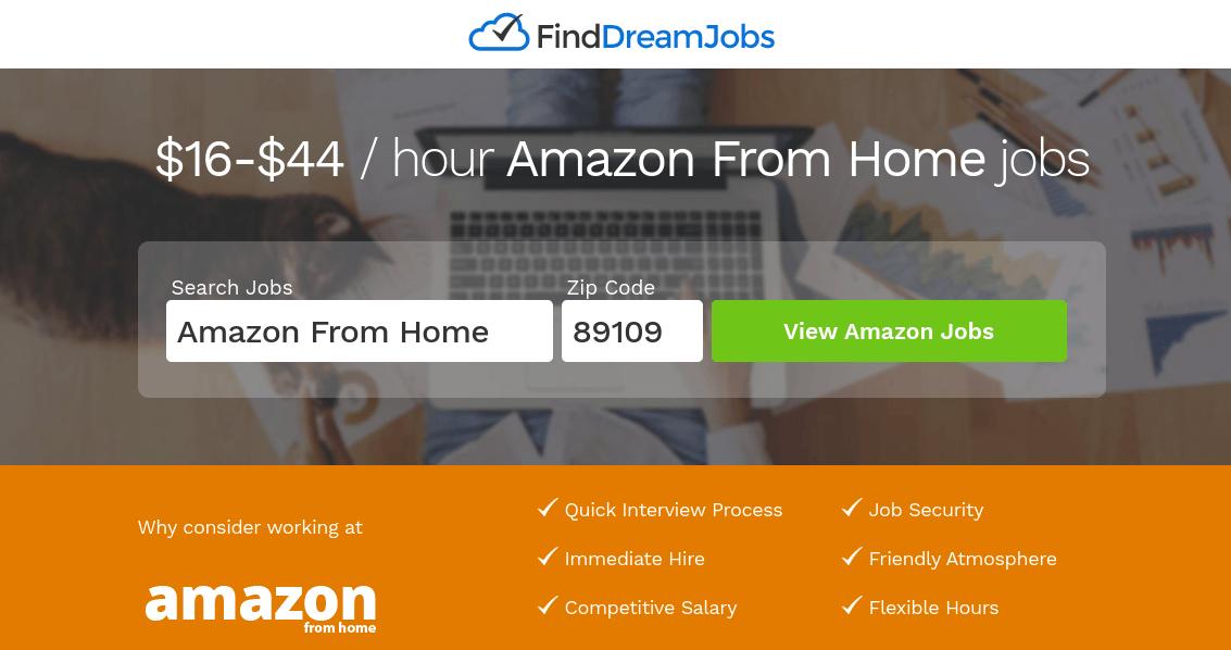 Find Dream Jobs