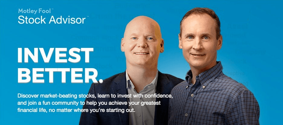Motley Fool Stock Advisor
