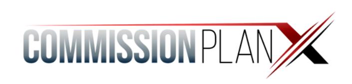 Commission Plan X logo