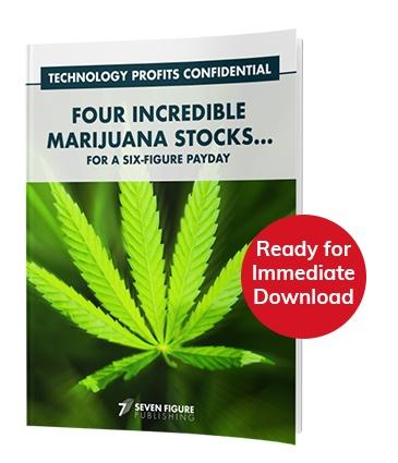 Four Incredible Marijuana Stocks