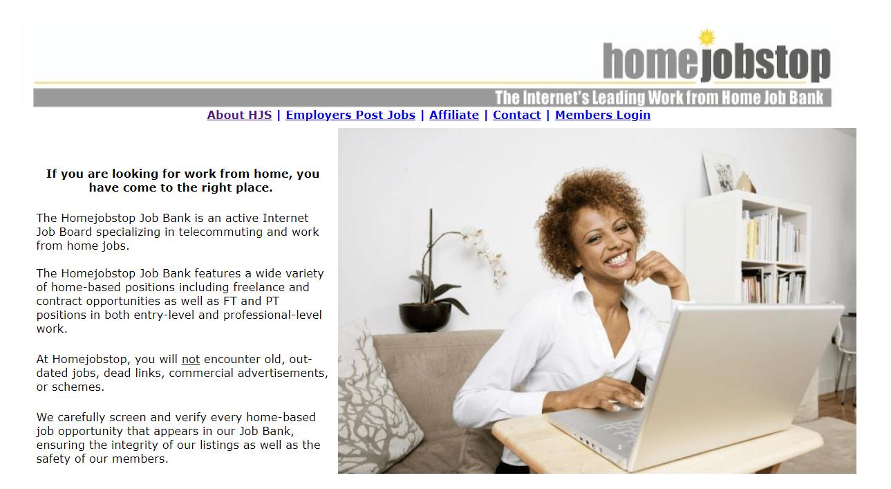 HomeJobStop