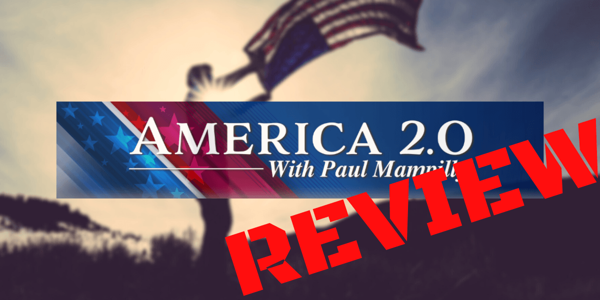 Paul Mampilly America 2.0