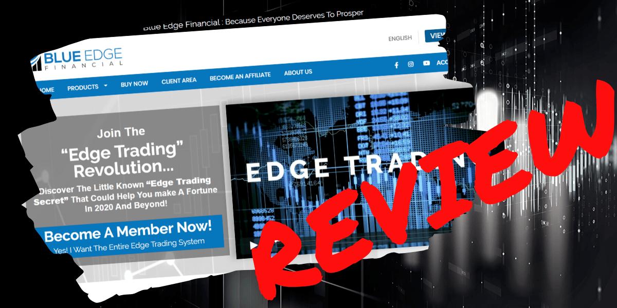 Blue Edge Financial Review