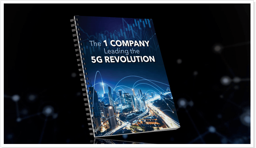 The 1 Company Leading the 5G Revolution