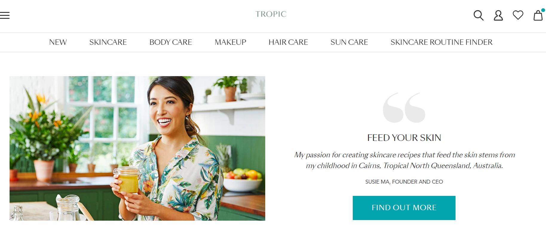 Tropic Skincare