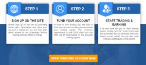 bitcoin revolution signup